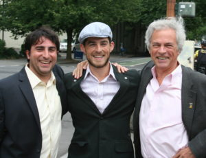 Jason Kafoury, Gallagher Smith, and Greg Kafoury